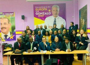 ESPAÑA: Exleonelistas manifiestan apoyo al candidato Gonzalo Castillo