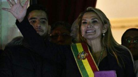 Estados Unidos reconoce a Jeanine Áñez como presidenta interina Bolivia