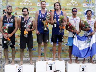 Casebeer y Schalk, campeones de NORCECA Voleibol Playa