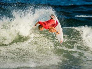 World Surf League Tour da primeros boletos a Tokio 2020