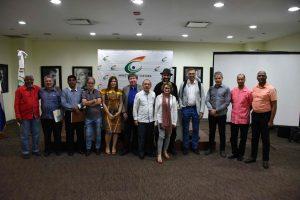 Intelectuales dominicanos debaten en festival el futuro de la poesía