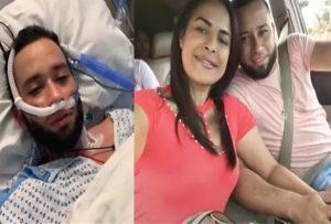 NEWARK: Se recupera dominicano al que médicos habían desahuciado