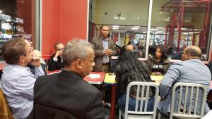 PLD realiza encuentro en El Bronx en apoyo candidatura Gonzalo Castillo