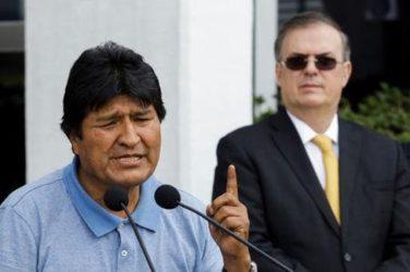 Evo Morales: se consumó golpe en Bolivia con proclamación de Añez