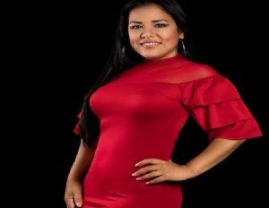Ingrid Sol, santiaguera de prodigiosa voz muy activa en el Cibao