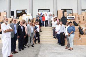 Ministerio de Cultura entrega instrumentos musicales por RD$20 millones