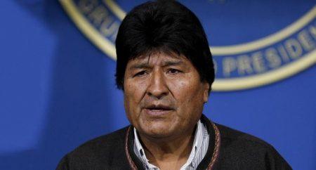 Evo Morales acusa OEA sumarse a «golpe de Estado» en Bolivia