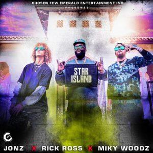 Traperos Jon Z X Miky Woodz lanzan tema con Rick Ross