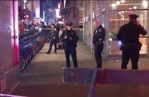 Al menos cuatro hombres resultan heridos en una pelea en Manhattan