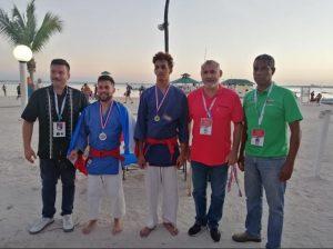 República Dominicana domina Torneo Internacional de Kurash Playa