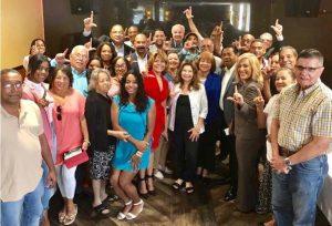 FLORIDA: Más del 85% dirigencia peledeísta se juramenta en LFP