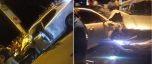 Muertos y heridos en accidentes en el Cibao en las últimas horas