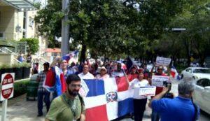 MIAMI: Marcharán este domingo en parque Duarte contra feminicidios