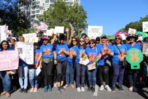 Personalidades y entidades condenan violencia contra la mujer dominicana