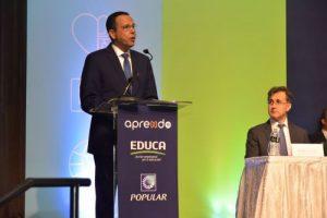 Ministro llama diversos sectores de RD promover educación de calidad
