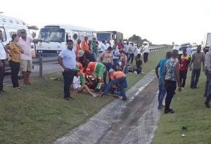 El MITUR lamenta accidente en que resultaron heridos 41 turistas rusos