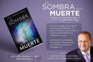 Pondrán en circulación novela del embajador José Tomás Pérez