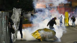 BOLIVIA: Enfrentamientos entre seguidores y opositores
