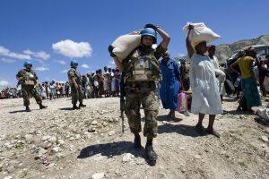 HAITI: La ONU trasladará la ayuda humanitaria por vía aérea