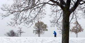 Tormenta causa nieve e intenso frío en el centro-norte de Estados Unidos