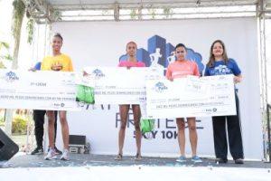 Unos 1,800 atletas participan en cuarta Carrera ARS Palic Protege