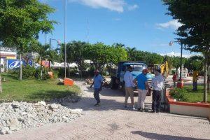 COTUI: Critican demolición de parque renovado hace cuatro años