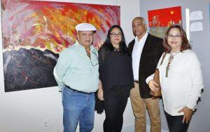 """Inauguran exposición de arte """"Inside"""" en galería del Alto Manhattan"""