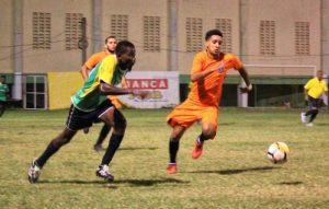Arenazo FC y La Gallera FC empatan en Torneo Fútbol de PP