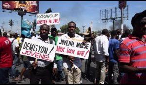 HAITI: Protestas de este viernes en Gonaives dejan un fallecido