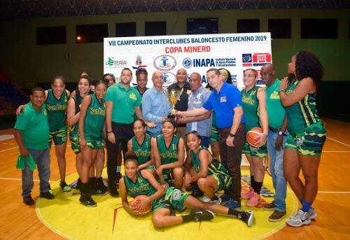 Club San Carlos gana Interclubes de Baloncesto Femenino - Almomento.net
