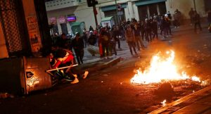BOLIVIA: Saqueos y vacío de poder tras la renuncia ayer de Evo Morales