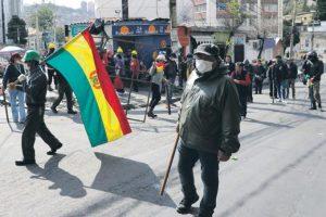 BOLIVIA: Protestas sociales se agravan tras ultimátum a Evo Morales
