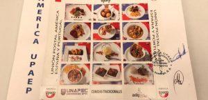ESPAÑA: Academia Dominicana de Gastronomía presenta nuevos sellos