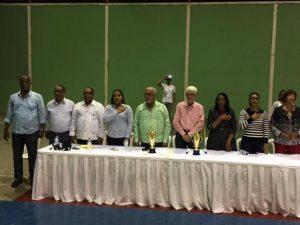 SJM y Barahona dividen honores en Copa del Sur de Voleibol
