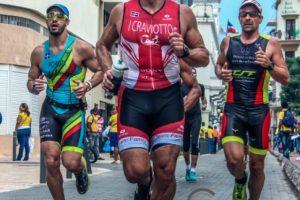 Campeonato Mundial de Triatlón será en la playa de Sans Soucí
