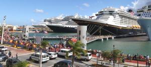 Denuncian cancelación de cruceros golpeará economía de Puerto Rico