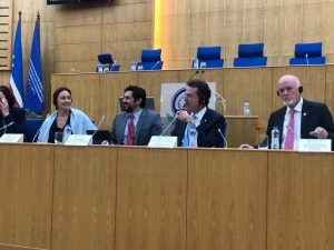 CABO VERDE: Reeligen a Víctor Bisonó en Consejo Internacional