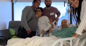 CONNECTICUT: Comunicador Esteban Cabrera podría salir de cuidados intensivos