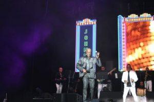 Johnny Ventura celebra sus 60 años en la música en el Coliseo de PR