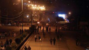 BOLIVIA: Nueva jornada violenta deja tres muertos y 30 heridos en La Paz