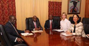 Oposición de Haití insiste en renuncia del presidente Jovenel Moise
