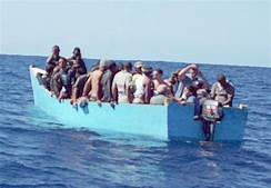 SAMANA: Interceptan yola con un preso preventivo entre tripulantes