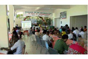 Haití invierte en salud menos de seis dólares anuales por habitante