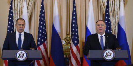 Pompeo pide a Rusia que reconozca a Guaidó como presidente Venezuela
