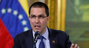 Venezuela acusa Perú, Colombia y Brasil de complicidad en sublevación
