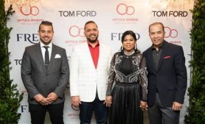 Óptica Oviedo presenta exclusivas marcas Fred y Tom Ford