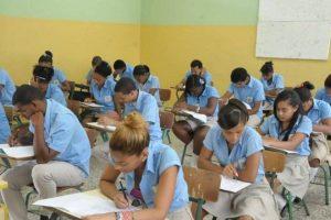 Estudiantes R. Dominicana sacan una de las peores notas en informe PISA