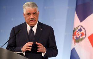 """Canciller de la R.Dominicana advierte crisis en Haití """"amenaza"""" a la región"""