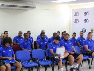 La FIFA capacita a técnicos de la RD en el fútbol juvenil