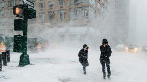 Tormenta de nieve impacta Nueva York, Nueva Jersey y otras zonas